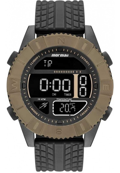 Relógio Mormaii Masculino Acquaforce Mo5334ad/8p