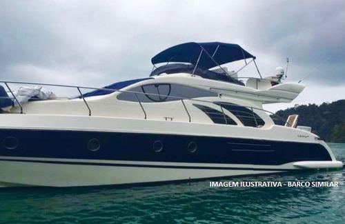 Intermarine Azimut 520 Full - Ñ Phantom Schaefer Cimitarra
