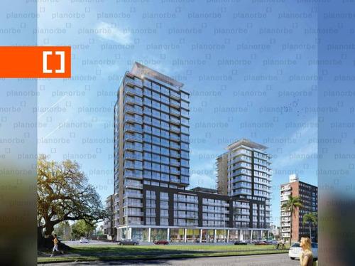 Venta De Apartamento Obra Construcción Monoambiente En Malvín, Nostrum Malvín Unidad 1702