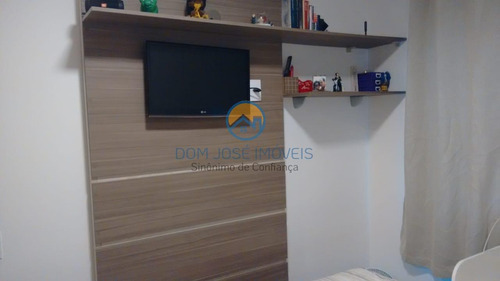 Apartamento Para Venda Em São Paulo, 2 Dormitórios, 1 Banheiro, 1 Vaga - D 255_2-1038162