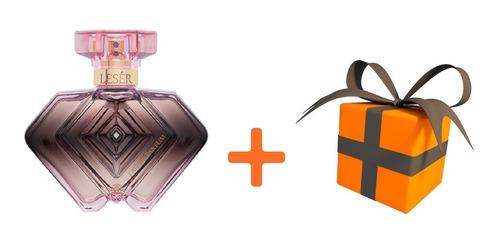 Perfume Exclusivo Feminino Lesér Hinode+um Brinde Grátis