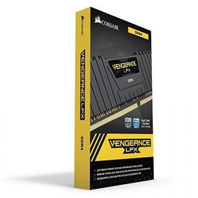 Memoria Corsair Vengeance Ddr4 4gb 2400mhz Pc Desktop Gamer