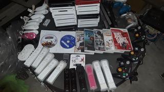 Nintendo Wii Consola Controles Cables Memoria Original