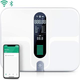 Etekcity Bascula De Grasa Corporal Con Bluetooth Inteligente