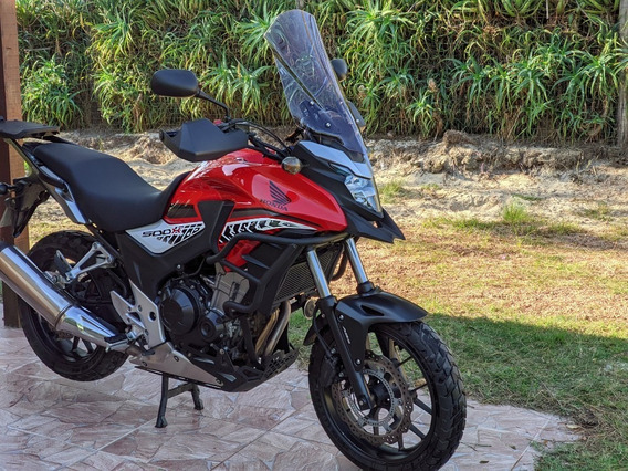 Honda Cb500x Impecable Y Equipada