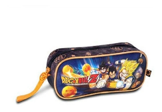 Estojo Infantil Dragon Ball Z Clio Style Original Db5136e