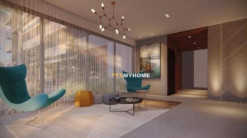 Cobertura Com 1 Dormitório À Venda, 29 M² Por R$ 255.000,00 - Novo Mundo - Curitiba/pr - Co0430