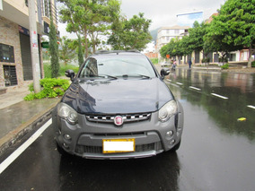 Fiat Palio Adventure 2014 Color Azul 1600cc