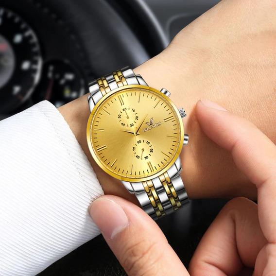 Relógio Orlando Masculino Barato