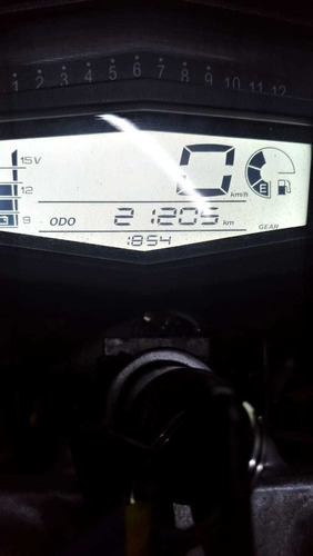 Honda Cbx Twister