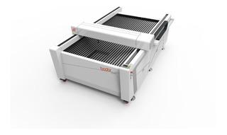 Maquina Laser Co2 - Corte Y Grabado - 1300x2500mm - 150w