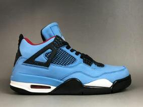 Tênis Nike Air Jordan 4 Retro Cactus Jack Original