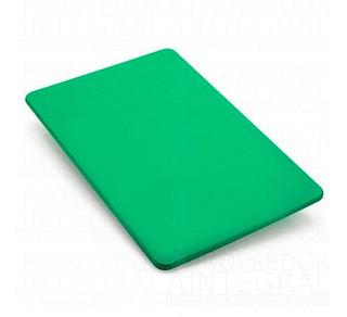 Tabla Picar Cortar Profesional Colores Surtidos 50x30x1.4 Cm