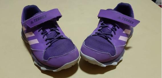 Zapatillas adidas Terrex Niña - Usado