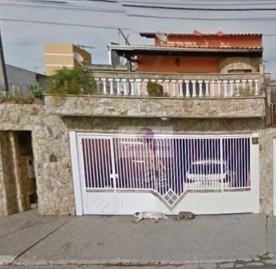Sobrado Residencial À Venda, Jardim Márcia, Suzano. - So0056