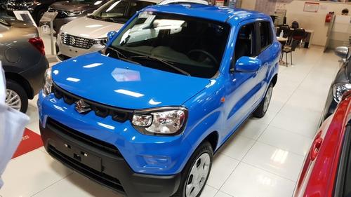 Suzuki S-presso Ga 2021