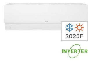 Aire Acondicionado Split Frío/calor LG Inverter 3025f 3517w