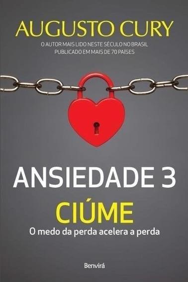 Livro Ansiedade 3 - Ciúme