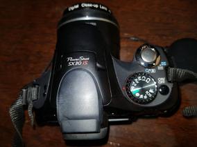 Câmera Fotográfica Digital Canon Power Shot Sx30 Is