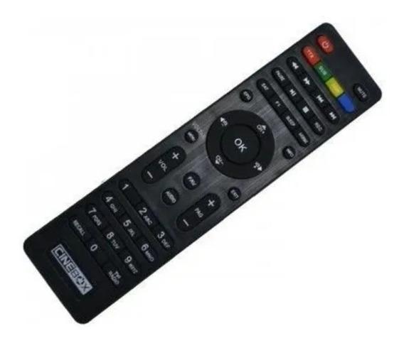 Controle Remoto Tv C/ne Modelo B-ox Fantasia Pronta Entrega