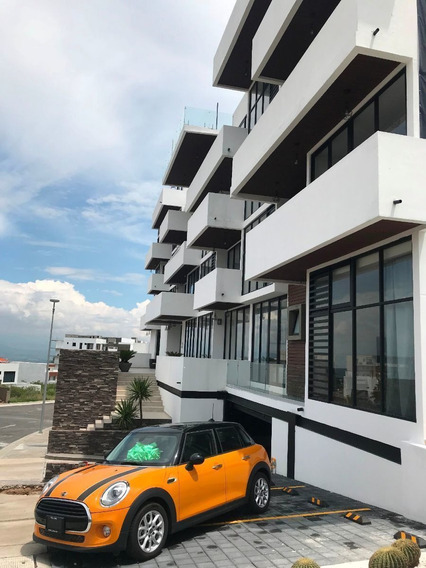 Departamento En Renta En Zibatá - Icaro - Privada Maguey