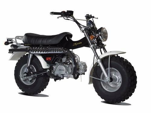 Suzuki Skyteam Trex Rv