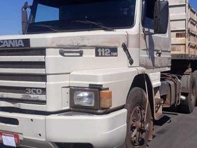 Scania T 112 Hw Ano 90 Trucada
