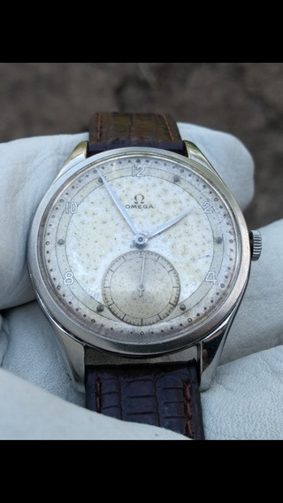 Relógio Omega 38 Mm.mod. Jumb De 1949