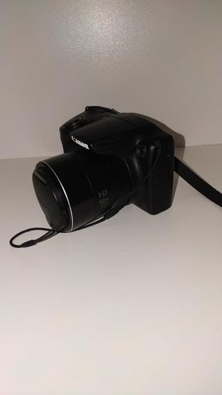 Câmera Fotográfica Canon Powershot Sx 410is