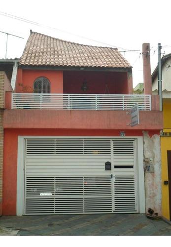 Imagem 1 de 23 de Sobrado A Venda No Bairro Nova Petrópolis - São Bernardo Do Campo - Sp - 31764