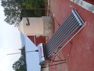 Calentador Solar Solemex