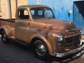 Camioneta Dodge Pickup 1950 Cabina Regular