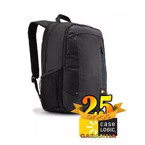Mochila Case Logic Wmbp-115 P/ Notebook Laptop 15.6 Original