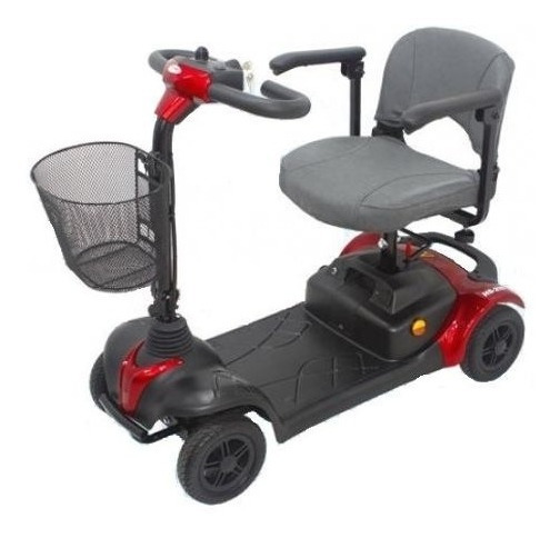 Cadeira Motorizada Scooter Elétrica Scott S Portátil