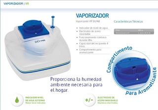 Vaporizador Humidificador De Ambientes Silfab 4 Lts - V11