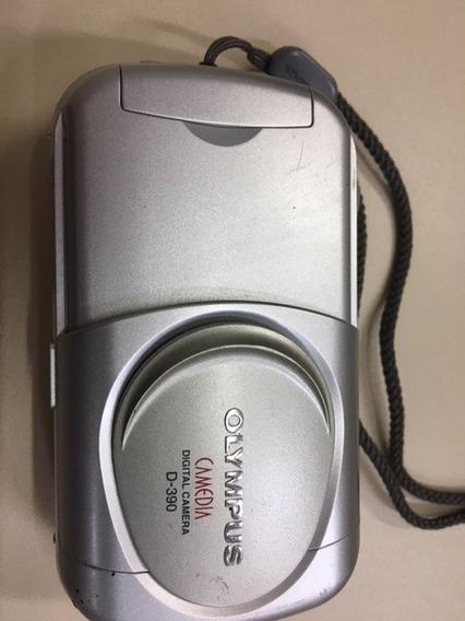 Câmera Digital Olympus 390