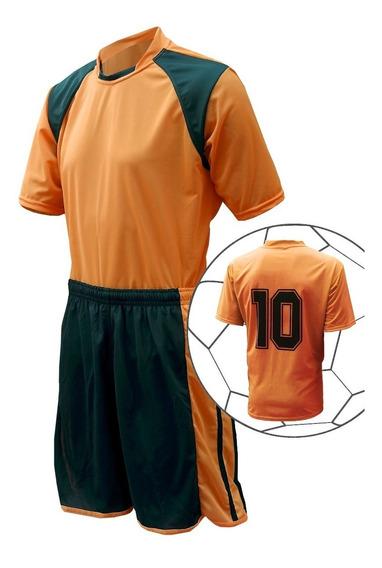 Jogo De Fardamento Futebol 25 Pcs
