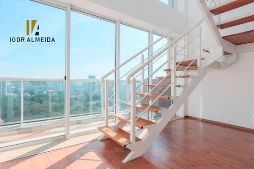 Imagem 1 de 30 de Cobertura Com 3 Dormitórios À Venda, 300 M² Por R$ 4.200.000,00 - Perdizes - São Paulo/sp - Co1379