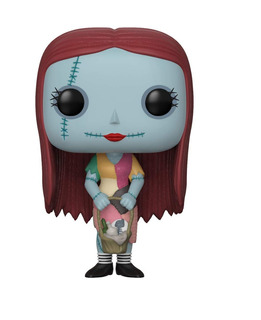 Funko Pop - Jack - Sally - Nightmare Before Christmas