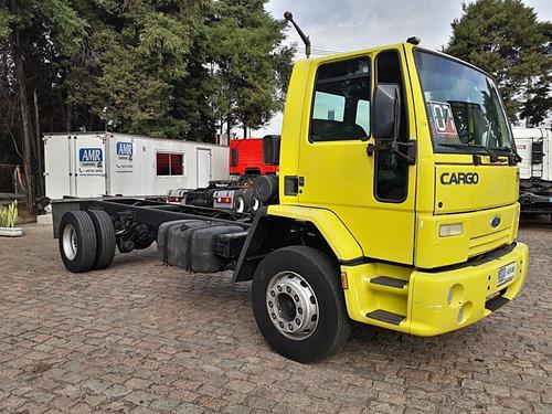Ford Cargo 1717 E 4x2 2007, Chassi 6,5 ,baixo Km, Único Dono