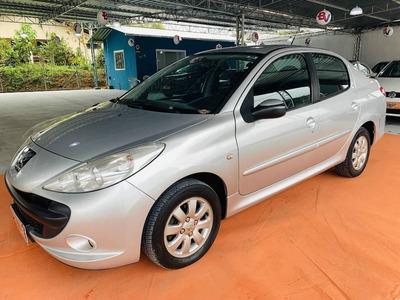 Peugeot 207 Sedan Xr Sport 1.4 Flex 8v 4p