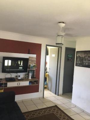 Apartamento No Bairro Belas Artes, Em Itanhaém, Cod.6451