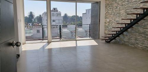 Penthouse 3 Rec, 3 Baños, 4 Cajones, Roofgarden, Seguridad