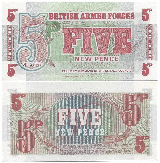 Inglaterra Great Britain 5 New Pence Nd1972... Fe P-m47