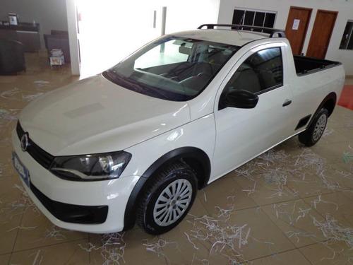 Volkswagen Saveiro 1.6 Trendline Cabine Simples