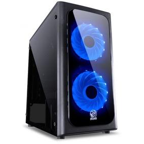 Pc Gamer Amd 200ge 1050ti 8gb 120ssd Fonte400w 80 Plus