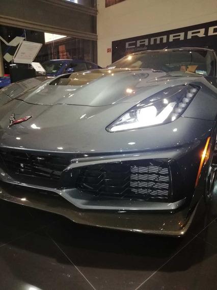 Chevrolet Corvette Zr1 Exclusivas Opciones De Crédito O Leas