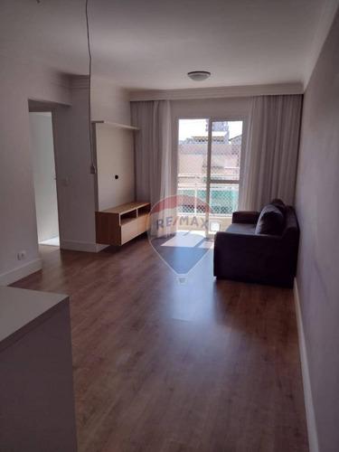 Imagem 1 de 20 de Apartamento Com 2 Dormitórios À Venda, 62 M² Por R$ 360.000,00 - Jardim Barbosa - Guarulhos/sp - Ap0091