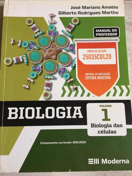 Livro Biologia Das Células Volume 1