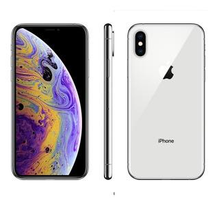 iPhone Xs 256gb Prata Na Caixa - Impecável!